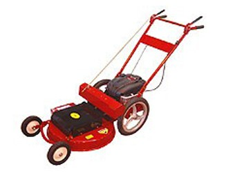 Red Hawk 24B675SP Lawn Mower
